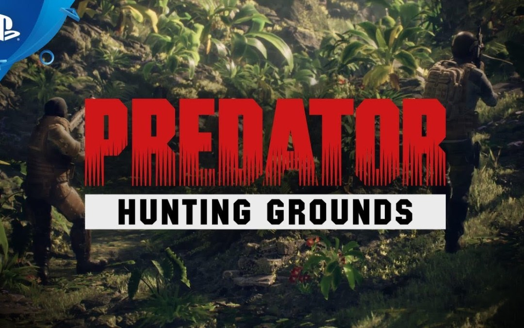 Predator: Hunting Grounds coming exclusively to Playstation in 2020!