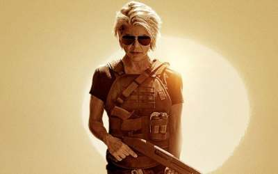 First trailer for Terminator: Dark Fate