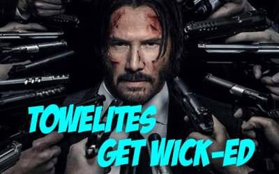 Towelite Talk Episode #134 – Towelite's Get Wick-ed
