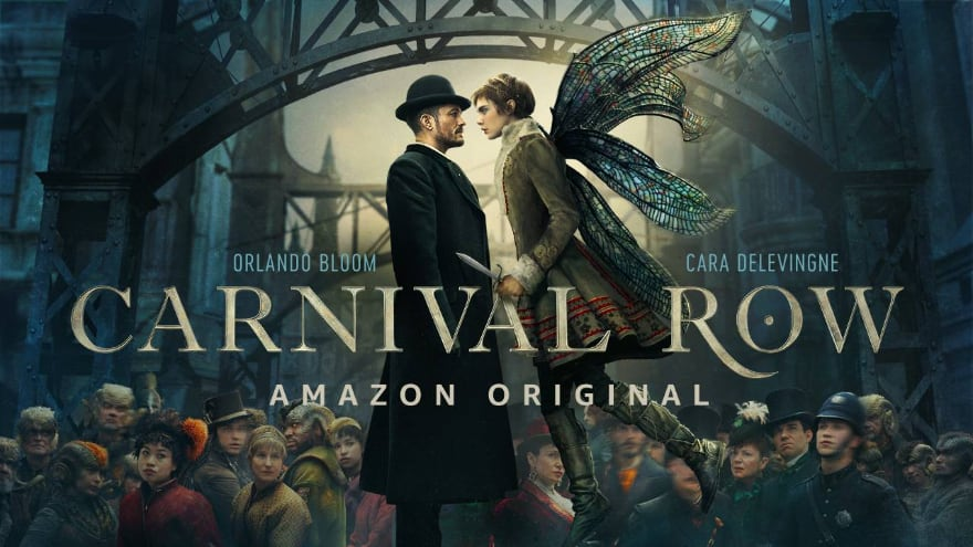 First look at the fantasy series Carnival Row from Amazon