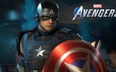 First trailer for Marvel's Avengers video game from Square Enix!