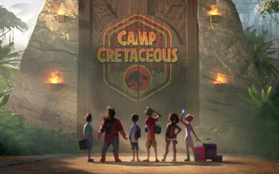 Jurassic World: Camp Cretaceous animated series coming soon to Netflix!
