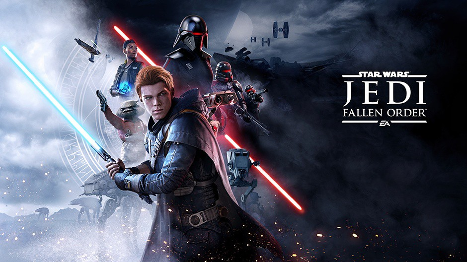 Star Wars Jedi: Fallen Order E3 Cinematic and Game-play Trailers