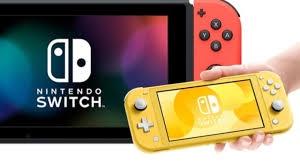 Nintendo announces Switch Lite…