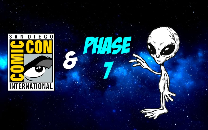 Towelite Talk Episode #140 – SDCC 2019 & Phase 7 is here!