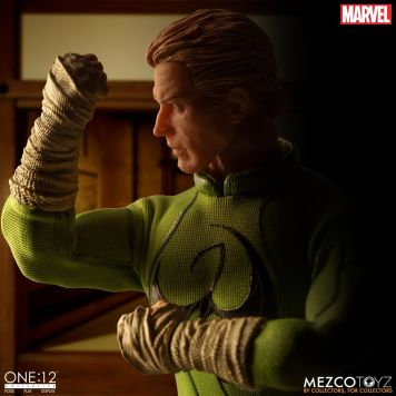 Mezco Iron Fist 01