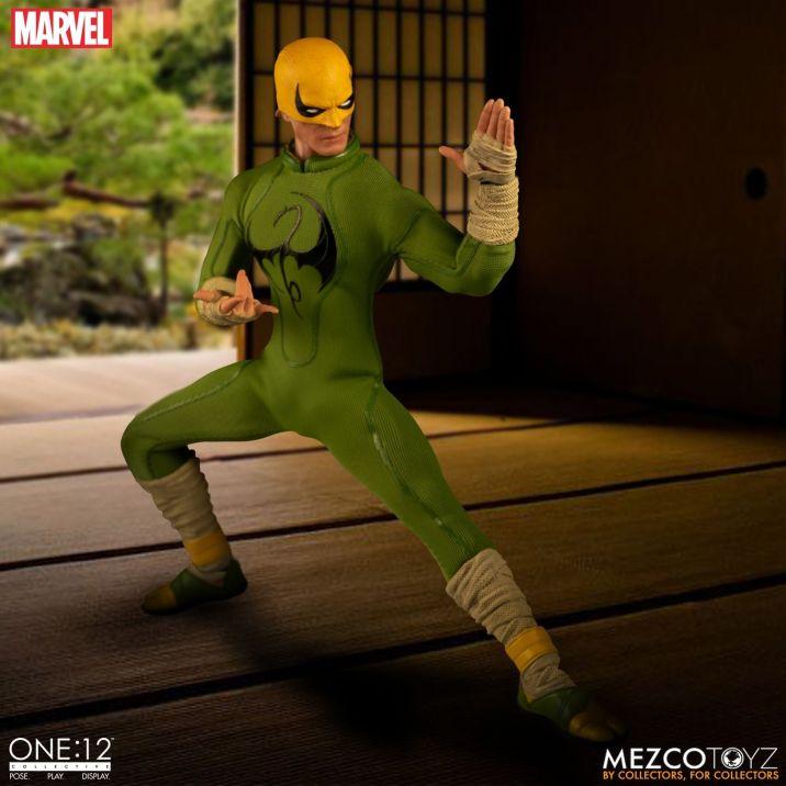 Mezco Iron Fist 02
