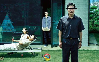 Boon Joon Ho brings a dark fairytale to life in Parasite trailer!