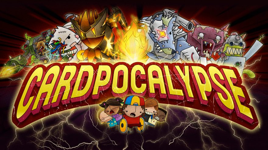 Cardpocalypse Outtoday on Apple Arcade and the Epic Games Store!