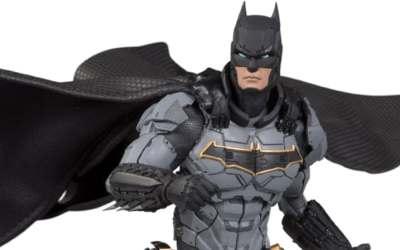 Go buy the DC Prime: Batman Action Figure NOW!