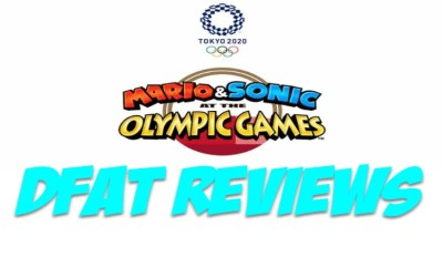 DFAT Reviews Mario & Sonic at the Olympic Games Tokyo 2020