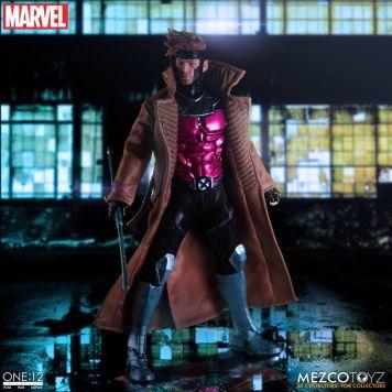 Mezco Gambit 03