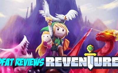 DFAT Reviews: Reventure