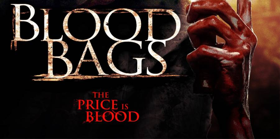 BLOOD BAGS – Experience the terrifying new trailer! Coming this December!