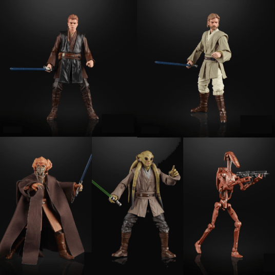 Hasbro Star Wars Black Series 02