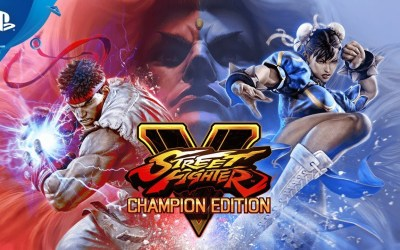 STREET FIGHTER V: CHAMPION EDITION AND GILL ANNOUNCED!