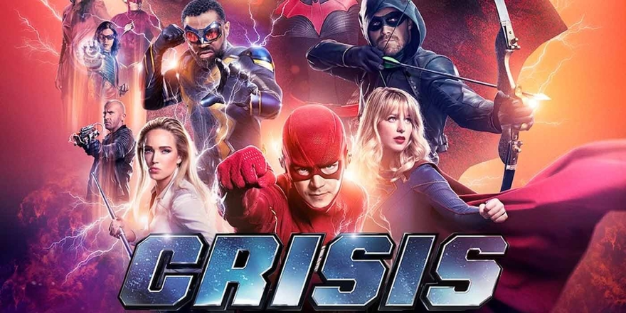 The extended trailer for CW's 'Crisis on Infinite Earth' is infinity badass