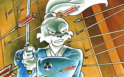 Stan Sakai's Usagi Yojimbo: Grasscutter Debuts at IDW with Artist Select Edition