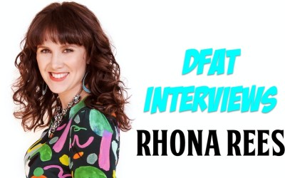 DFAT Interviews: 'Wu Assassins' and 'Little Pet Shop' actress, Rhona Rees