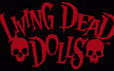 Living Dead Dolls Presents Ghost Face
