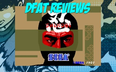 DFAT Reviews: SEGA AGES Shinobi
