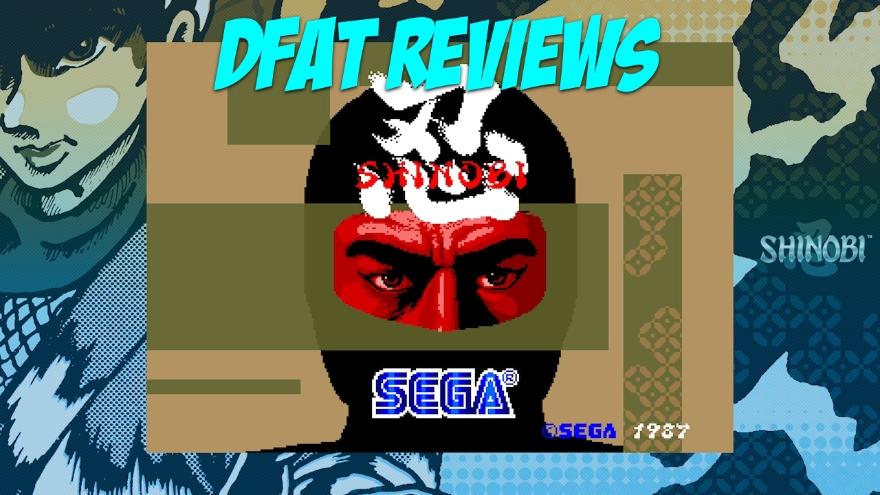 DFAT Reviews: SEGA AGES Shinobi