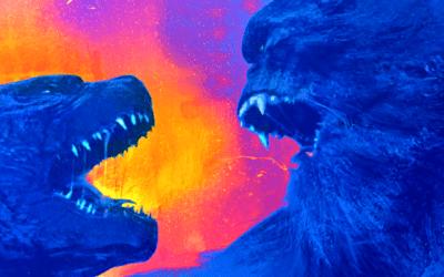 """TOHO + Legendary Announce Licensees for """"Godzilla vs. Kong"""""""