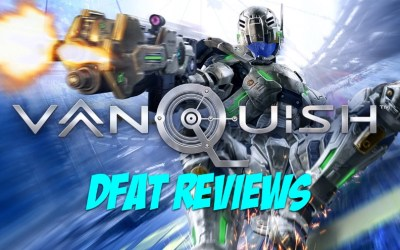 DFAT Reviews: Vanquish for PS4