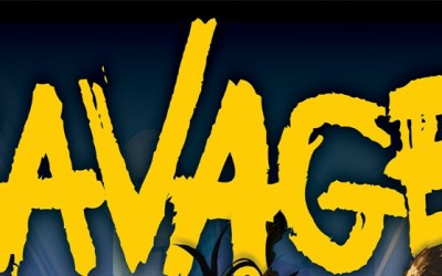 Max Bemis and Valiant Bring the Fun this June in SAVAGE #1 !
