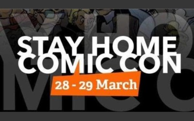 Stay Home Comic Con connects artists during Corona Crisis