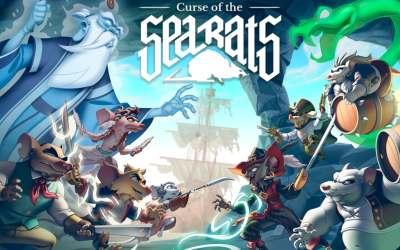 Curse of the Sea Rats – 1600% funded on Kickstarter