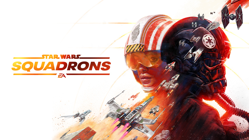 First gameplay footage from Star Wars Squadrons