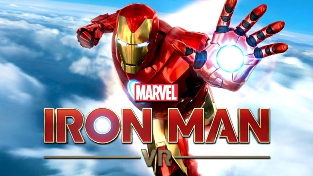 Iron Man VR finally releases this Friday! Here's the launch trailer!!