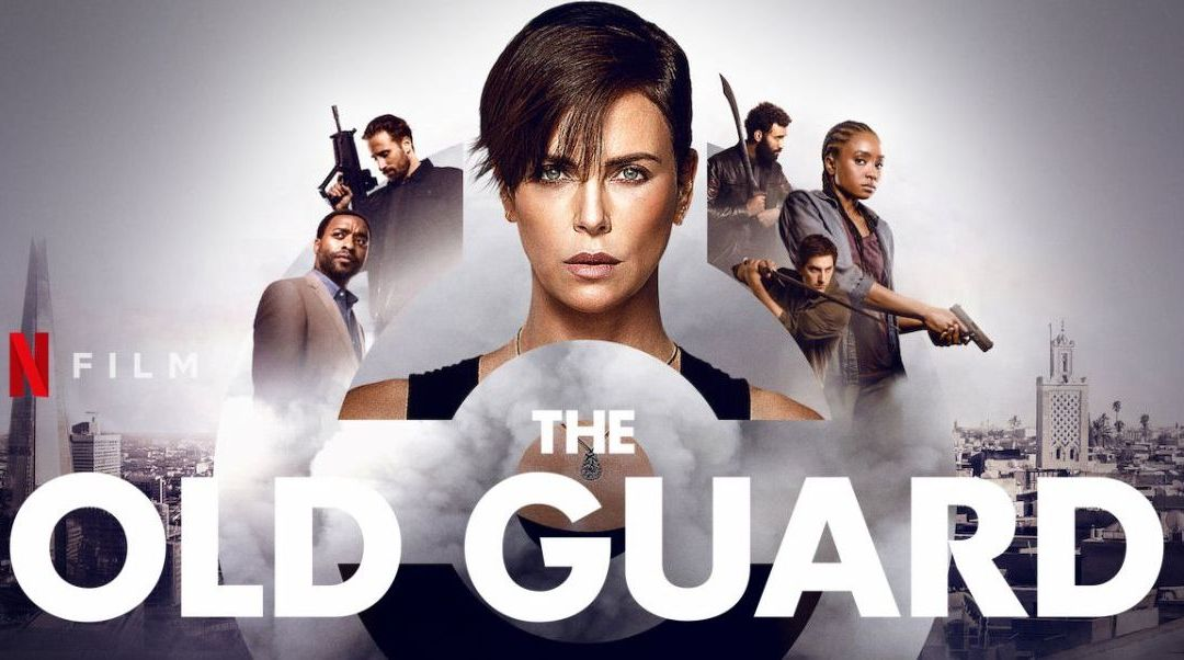 Netflix releases second trailer for THE OLD GUARD, streaming July 10th!