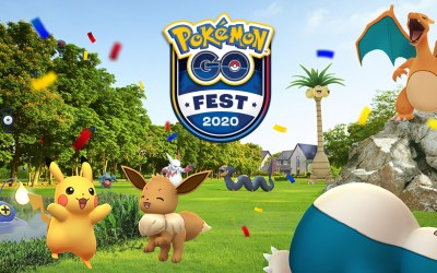 Check out this Pokémon GO! Fest 2020 commercial by RIAN JOHNSON?!