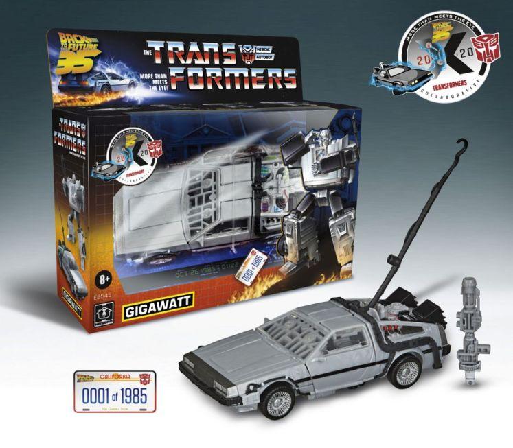 Transformers BTTF 00