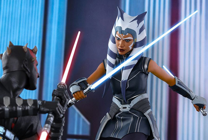 Ahsoka Tano joins the Star Wars Hot Toys Collection! Pre-Order Live Now!