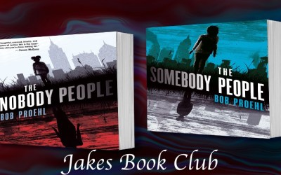 Jake's Book Club: Bob Proehls 'Nobody People and Somebody People'