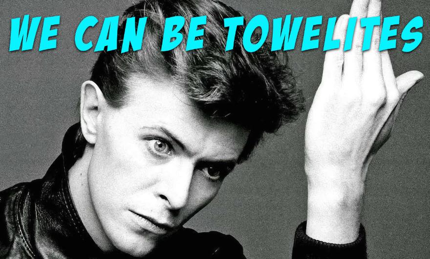 Towelite Talk Episode 188 – We Can Be Towelites