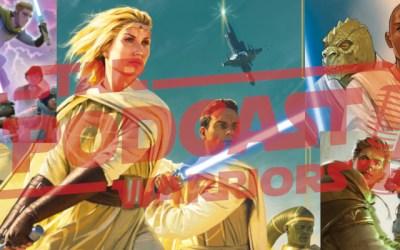 Star Warriors Podcast – Star Wars: The High Republic Books & Comics