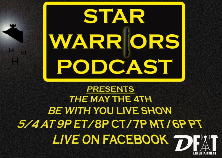 May the 4th 2021 Live Show