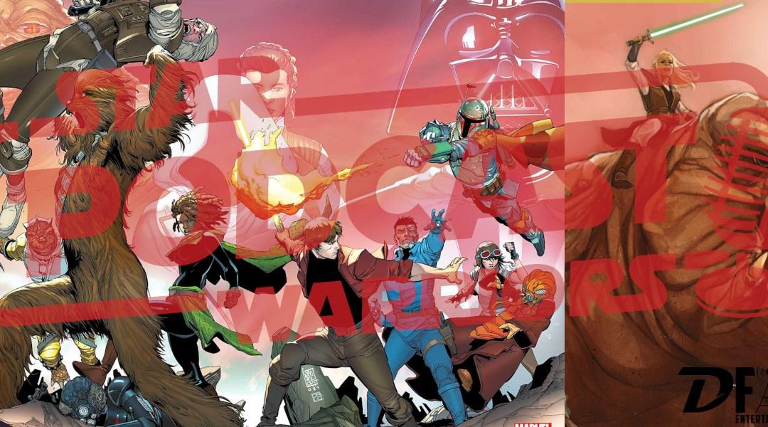 Star Warriors Podcast – Marvel Comics June 2021
