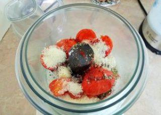 Simple 20 minute pizza flavoured spaghetti sauce Dinner Grainfree Lunch vegan