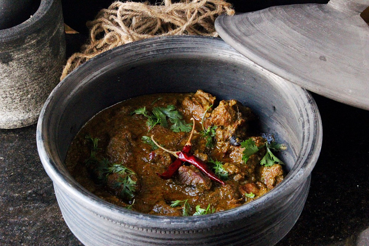 Slow cooked bihari style mutton curry dont give a fork bihari style indian mutton curry or lamb curry recipe forumfinder Image collections