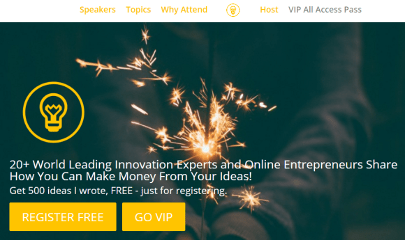 Free Idea Summit