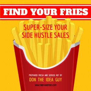 Find Your Fries Sales Course
