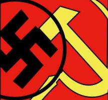 Resultado de imagen para foto fascismo y comunismo