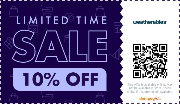 weatherables coupon codes 12 discounts
