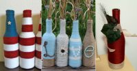 20 Creative Ways to Use an Old Bottle