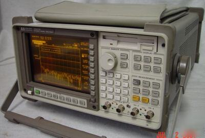 what is a frequency diagram 2007 honda pilot serpentine belt hp /agilent 35670a dynamic signal analyzer with options